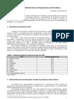 diagnóstico e perspectivas da produção de leite no Brasil