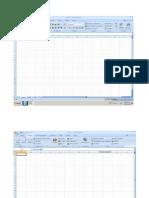 Cintas de Excel