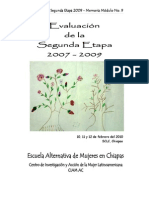Memoria Modulo 9, evaluacion 2009..pdf