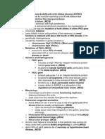 33 Polycystic Kidney Disease