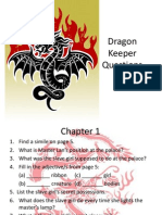 dragon keeper chap 1-10questions without answers