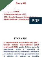 ETICA Y RSE