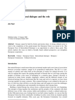 European View Volume 6 issue 1 2007 [doi 10.1007%2Fs12290-007-0002-x] Ján Figel -- Culture, intercultural dialogue and the role of religion