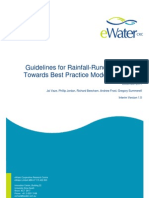 eWater Guidelines RRM (v1 0 Interim Dec 2011)
