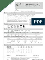 Wyb6b_Detalii Electrozi Inox Limarosta E316 L