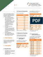 2010 Datasheet DMV 825