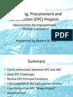 EPC Project Presentation