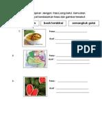 Latihan Bahasa Malaysia Thn 21jb
