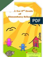 English for Second Grade of Elementary School (Buku materi Bahasa Inggris untuk anak kelas 2 SD)