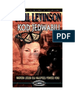 Kod Jedwabiu - Levinson P