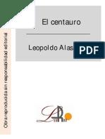 El centauro.pdf