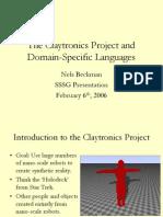 Claytronics_and_DSLs.ppt
