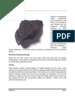 Shale Rock Sedimentary