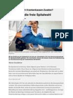 Braucht Es Noch Krankenkassen Zusaetze Maklerzentrum Schweiz AG