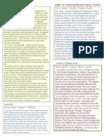 Journal Quotes Week 17 Prophet Stories Color