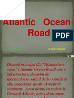 Atlantic Ocean Road 3-Drum frumos