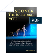 Discover the Incredible You