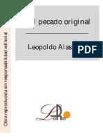 El pecado original.pdf