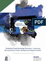 Zimbabwe Booklet May 2013