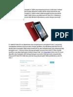 HP Hadirkan Tablet Terbaru Dengan Dukungan nVidia Tegra 4