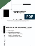 Day 1 - BIM Fundamental, Technology, Modern Basic n Design Analysis