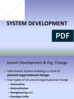 7 System Development
