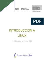1 Ubuntu en Live CD