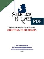 Petualangan Sherlock Holmes - Skandal Di Bohemia