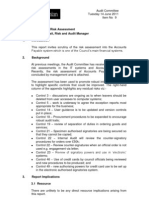 09 Yi Accounts Payable Risk Assessment