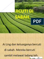 Bercuti Di Sabah