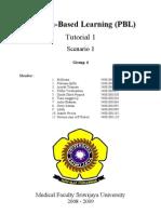 Tutorial 1 Blok 8