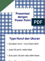 Presentasi Dg PPT