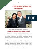 12. El Fujimorismo