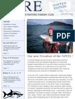 Lure Newsletter - June 2013