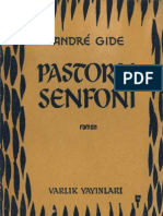 Andre Gide - Pastoral Senfoni
