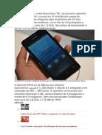 Ascend G510 primeiro celular da Huawei fabricado no Brasil será modesto