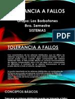 Tolerancia a Fallos.pptx