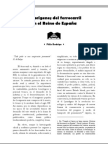 Los Origenes Del Ferrocarril en El Reino de Espana