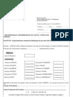 """Comune di Napoli - Nuovi concorsi per Dirigenti - Delibera  di Giunta  Comunale n° 638 del 13/08/2013 """"Programmazione triennale del fabbisogno di personale 2013-2015 AREA DIRIGENZA""""."""