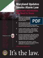 Smoke Alarm Law ENGLISH 8.5x11