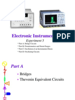 Bridges and Circuits