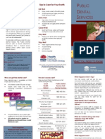 Dental Brochure Dec11