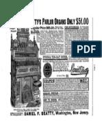 Beatty's Parlor Organs