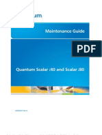Qauntum Scalar i40i80 i4 Maintenance Guide