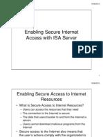Enabling Secure Internet