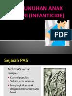 Pembunuhan Anak Sendiri (Infanticide)