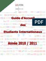 Guide étudiants étrangers 2010-2011_v2