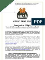 Questionário-CREAS-Censo-SUAS-2012