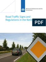 Road Traffic Signs and Regulations Jan 2013 Uk