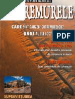 Colectia dezastre naturale - Cutremurele